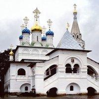 Храм Благовещения в Павловской слободе :: Сергей Беличев
