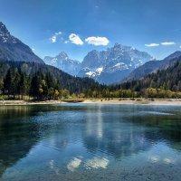 Озеро Ясна. Словения. :: Надежда