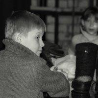Два валеночка :: Елена Минина