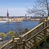 весна в Стокгольме :: Елена