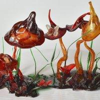 Вот какие грибочки из карамели... :: Master