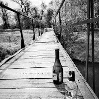 Встреча на мосту :: Александр Зиновьев