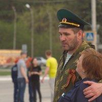 Да ладно тебе, мать, не на войну я... :: Михаил Полыгалов