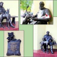 Памятник донским коновалам :: Нина Бутко