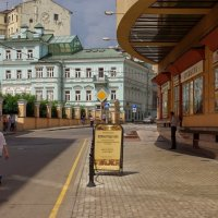 Бобров переулок :: Игорь Белоногов
