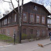 интересные здания... :: Михаил Жуковский