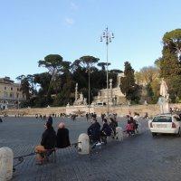 Когда я вернусь домой, мне Рим будет часто сниться. :: Гала
