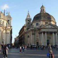 Над Римом ангелы парили на протяжении веков... :: Гала