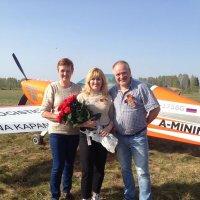 Счастье от встречи со Светланой! :: Наталья Смирнова