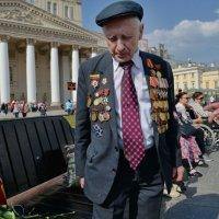 Военный разведчик , участник Парада Победы в Москве..и не только... :: Сергей