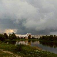 Гроза :: Геннадий Худолеев