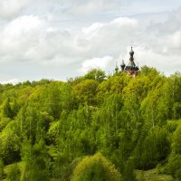 Весна в Шамордино. :: Иван