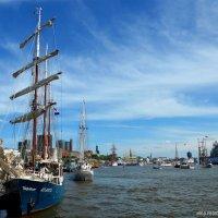 Гамбург. День рождения порта (830) :: Nina Yudicheva