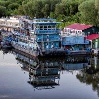 Тихая гавань ... :: Роман Шершнев