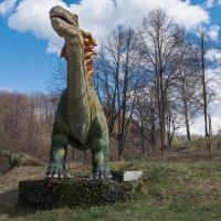 В парке Юрского периода. :: Виктор Евстратов