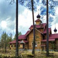 Церковь Пантелеимона Целителя :: Георгий А