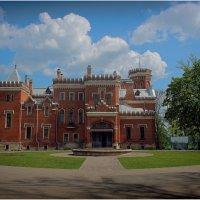 Дворец Ольденбургских (Рамонь) :: Максим Минаков
