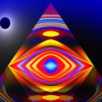 На мотив А Вознесенского  /  Треугольная груша :: Victor Vinocurov