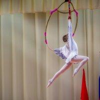 Гимнастка :: Алена Иванова