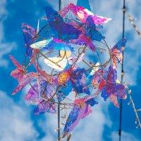 Бабочки на Никольской :: Nyusha