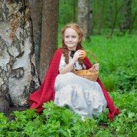 Девочка с пирожками :: Алексей Корнеев