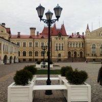 Главная площадь нашего городка :: Наталья Смирнова