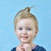 Очень молодые годы :) :: Юлия Масликова