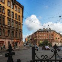 Боровая улица/улица Константина Заслонова Санкт-Петербург :: Игорь Свет