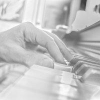 Чёрно-белая музыка :: Саба Дамения