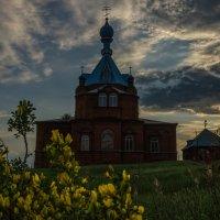 Храм в Пестровке :: Вера Сафонова