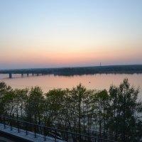 закат :: Алексей Корзников