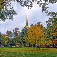 Александровский сад :: Сергей Карачин