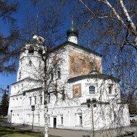 Иркутск. Спасская Церковь 1710г. :: Елена Савчук