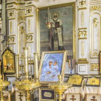 Белостокская икона Божьей Матери :: bajguz igor