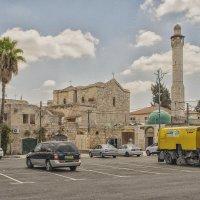Церковь Георгия Победоносца. Израиль, г. Лод :: Владимир Демчишин
