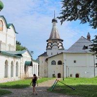 Суздаль. Спасо - Ефимьевский монастырь. :: Сергей Пиголкин
