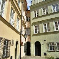 Самый узкий дом в Европе шириной 1,5 м :: Елена (ЛенаРа)