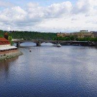 Манесов мост :: Сергей Беляев