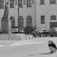 На трёх Вокзалах :: Сергей