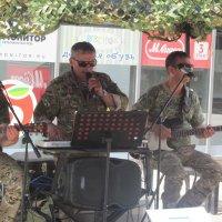 Ребята поют афганские песни! :: Нина Акарцева