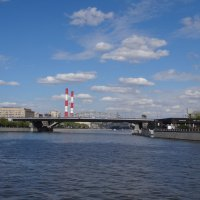 Москва-река :: Наташа