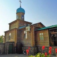храм :: ольга хакимова