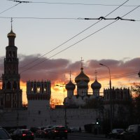 3.1. Ново-Девичий монастырь. Москва :: Валерий
