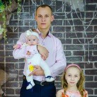 Семейный Фотопортрет :: Руслан Васьков