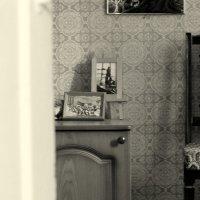 Серый квадрат :: Елена Минина
