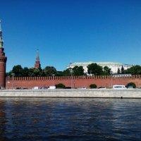 Люблю гулять я по Москве! :: Наталья Смирнова