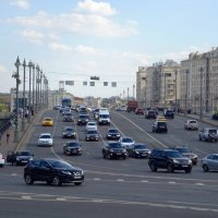 На мосту :: Наталья Цыганова