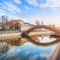 Водоотводный канал и Садовнический мост :: Юлия Батурина