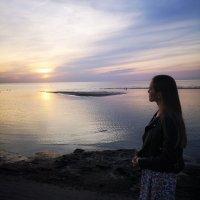 На закате дня :: Инга Энгель