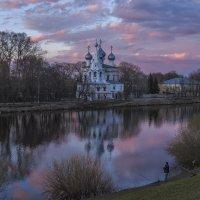 Утро в Вологде :: Сергей Цветков